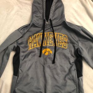 University of Iowa Hawkeyes sweatshirt